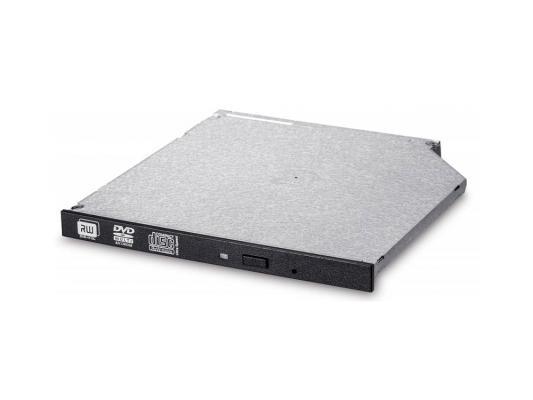 Привод для ноутбука DVD±RW LG GUB0N/GUD0N SATA черный Retail