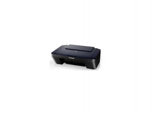 МФУ Canon Pixma E464 цветное A4 8/5ppm 4800x600dpi  Wi-Fi USB 9876B007
