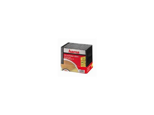 Коробка HAMA для 1 CD 20шт H-11432 hama 39796