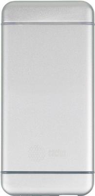 Портативное зарядное устройство Cactus CS-PBMS028-5000AL 5000мАч серебристый портативное зарядное устройство canyon cns tpbp5w 5000мач белый