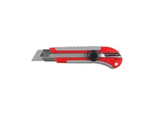 Нож ЗУБР Эксперт с сегментированным лезвием 25мм 09175 цена