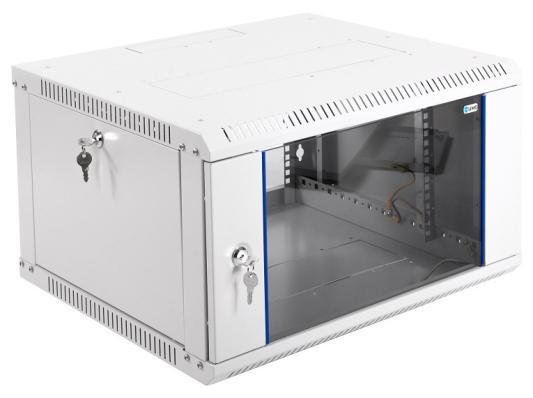 Шкаф настенный разборный 6U ЦМО ШРН-Э-6.650 600х650mm конструктор roys fwc 167