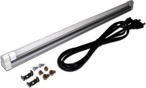 Лампа Lanmaster TWT-CBB-LAMP подсветки в напольный шкаф 19 16W белый свет шнур 2м аксессуар для концертного оборудования soundcraft лампа для подсветки микшерного пульта gooseneck lamp 18