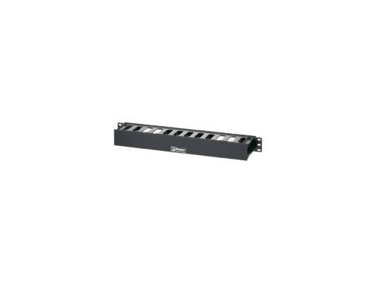 """лучшая цена Панель кабельная Panduit WMPFSE фронтальная 1.5х3"""" 19"""" 1U"""