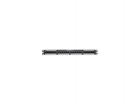 """Патч-панель Panduit DP245E88TGY 19"""" 24хRJ45 T568A/B кат.5E"""