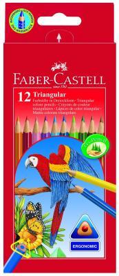 Набор цветных карандашей Faber-Castell D75 12 шт 116512