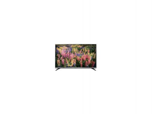 "Телевизор 43"" LG 43LF540V серебристый 1920x1080 50 Гц USB"