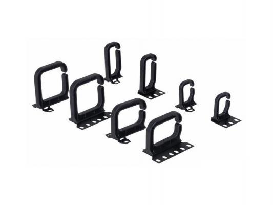 Скоба кабельная Conteg VO-P4-80/60 80x60мм вертикальная
