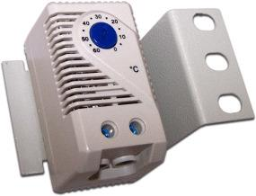 Термостат Lanmaster TWT-CB-FAN-THR для управления вентиляторами цена и фото
