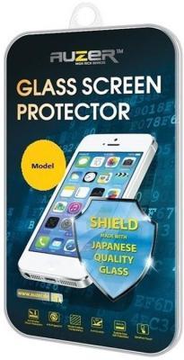 Защитное стекло Auzer AGT-AI 6 Gold для iPhone 6 титановое