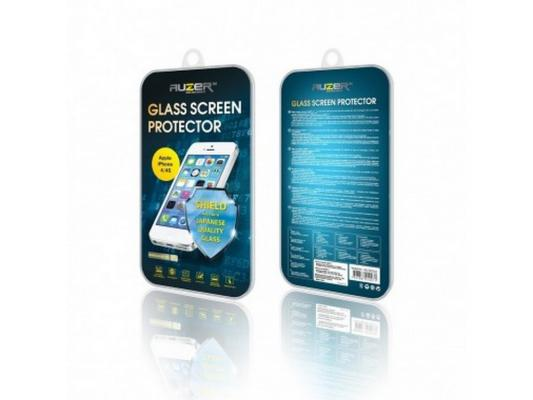 Защитное стекло Auzer AG-SS 6 для Samsung Galaxy S6 стекло защитное auzer ag ss 6 для samsung s6