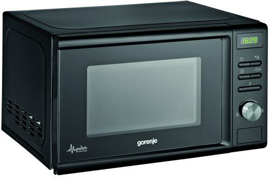 Купить Микроволновая печь Gorenje MMO20DBII 20л 800Вт черный, чёрный
