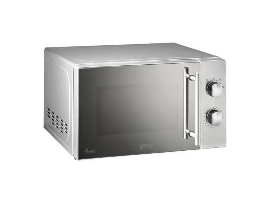 Микроволновая печь Gorenje MMO20MEII 20л 800Вт серебристый