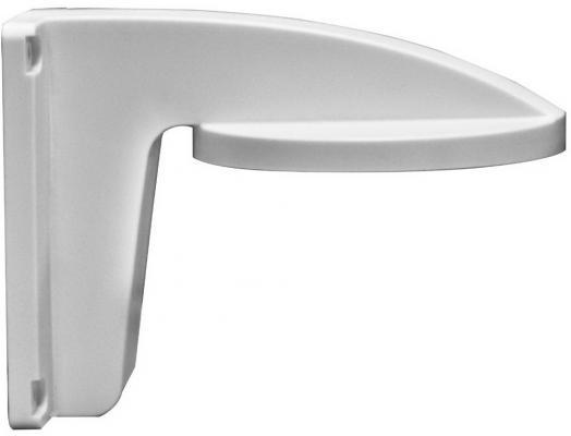 Кронштейн для камер Hikvision DS-1258ZJ пластик белый