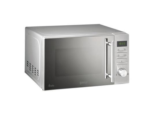 Микроволновая печь Gorenje MMO20DEII 20л 800Вт серебристый