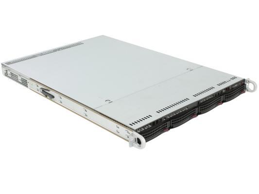 """Серверная платформа SuperMicro SYS-6018R-TDW 1U LGA2011 16xDDR4 4x3.5"""" SATA 600 Вт"""