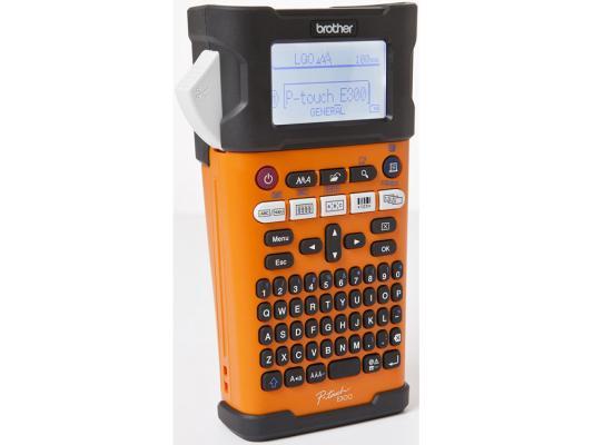 все цены на Принтер для печати наклеек Brother P-touch PT-E300VP онлайн