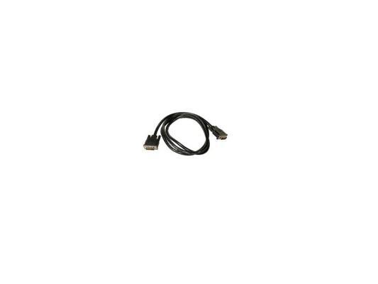 Кабель DVI-DVI 1.8м Dual Link Gembird ферритовые кольца CC-DVI2-6/6C