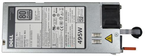 БП 2U 550 Вт DELL 450-AEIE блок питания сервера dell 450 aeie 500w 450 aeie