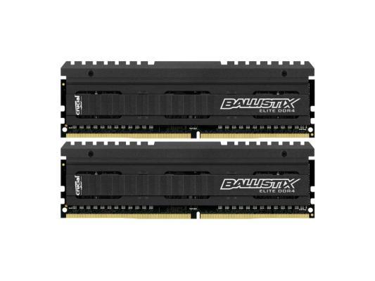 Оперативная память 16Gb (2x8Gb) PC4-21300 2666Hz DDR4 DIMM Crucial BLE2C8G4D26AFEA