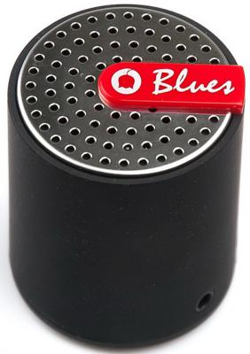 Колонка 1.0 Dialog AC-51BT 2W Bluetooth черный колонка dialog blues ab 47b black