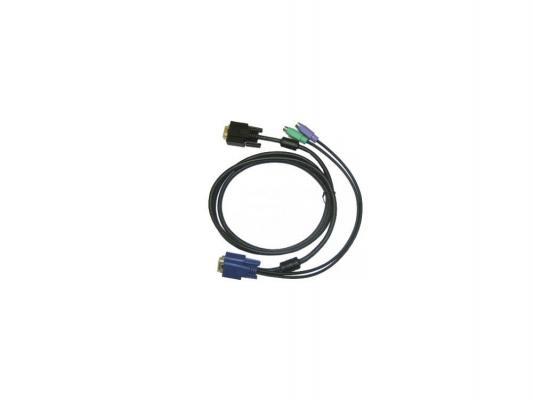 Кабель D-LINK DKVM-IPCB для DKVM-IP1/IP8 1.8м