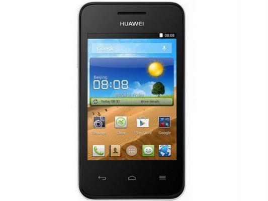 """Смартфон Huawei Ascend Y221 черный 3.5"""" 4 Гб Wi-Fi Y221-U22"""