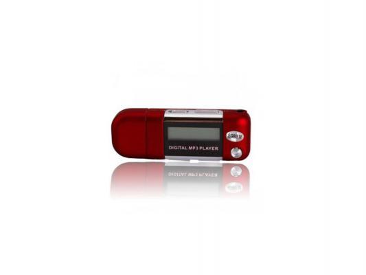 Плеер Perfeo VI-M010 8Gb красный