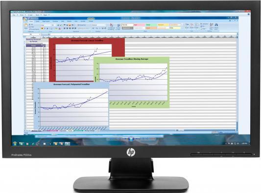 "Монитор 21.5"" HP ProDisplay P222va K7X30AA  цены"