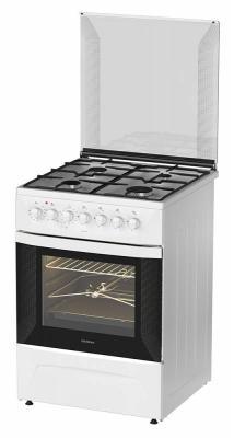 Комбинированная плита Darina 1D KM141 308 W белый цена 2017