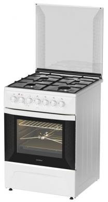 Комбинированная плита Darina 1D KM141 308 W белый