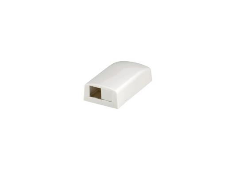 лучшая цена Розетка Panduit CBX2AW-AY настенная 2 модуля белый