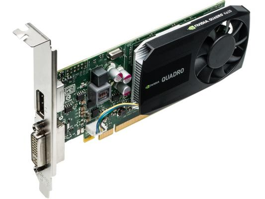 Видеокарта 2048Mb Dell Quadro K620 PCI-E DDR3 DVI-I DP OEM 490-BCIW