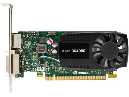 Видеокарта 2048Mb Dell Quadro K620 PCI-E DDR3 DVI-I DP OEM 490-BCIW