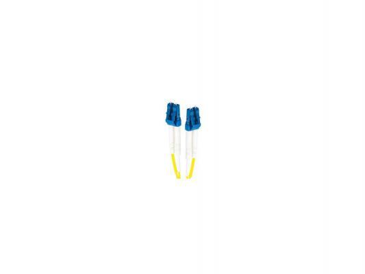 Патч-корд Brand-Rex LC-LC волоконно-оптический шнур одномодовый Duplex 2м HOPLC008020LC203