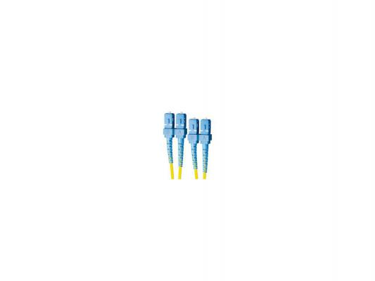 Патч-корд Brand-Rex LC-LC волоконно-оптический шнур Duplex 3м HOPLCOM4030LC273