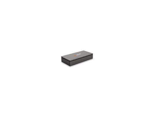 Картинка для Коммутатор UPVEL US-8F неуправляемый 8 портов 10/100Mbps