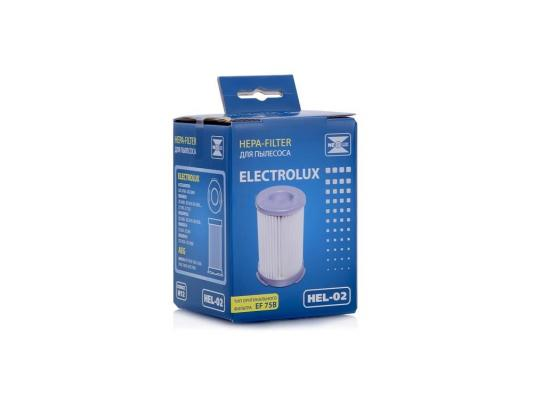 Фильтр для пылесоса NeoLux HEL-02 для Electrolux фильтр для пылесоса neolux hbs 05