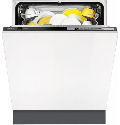 Посудомоечная машина Zanussi ZDT92600FA серый zanussi zdf 92600 xa