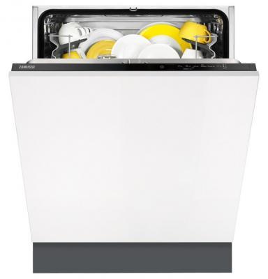 Встраиваемая посудомоечная машина Zanussi ZDT92200FA белый