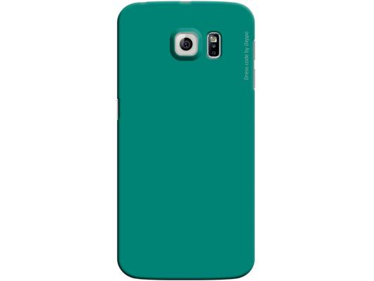 Чехол Deppa Air Case для Samsung Galaxy S6 edge зеленый 83186