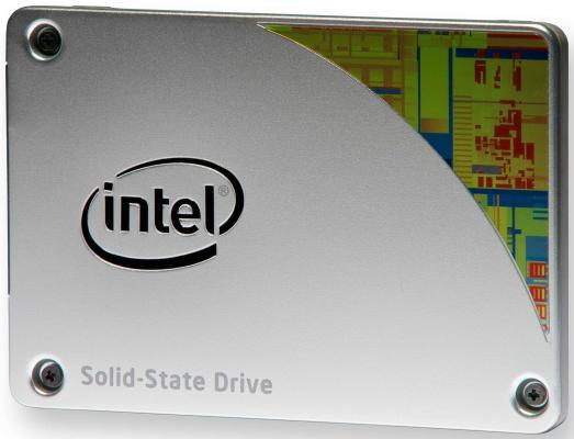 "SSD Твердотельный накопитель 2.5"" 480Gb Intel  SSD 535 Series Read 540Mb/s Write 490Mb/s SATAIII SSDSC2BW480H601 939480"