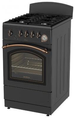 Газовая плита Darina 1E6 GM241 015 AT черный  газовая плита darina 1e6 gm241 015 at черный