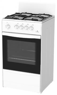 цена на Газовая плита Darina S GM441 002 W белый
