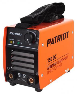 Аппарат сварочный Patriot 150DC MMA 10/140А инверторный пила patriot es 2016 220301510
