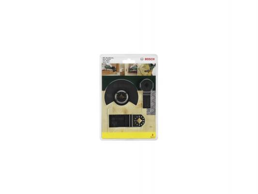 Набор оснастки для мультитулов Bosch 2607017323 набор принадлежностей bosch 2607017323