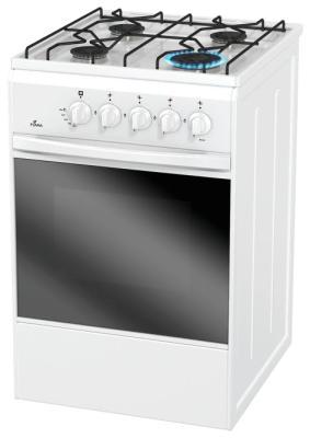 Газовая плита Flama RG 24019 белый