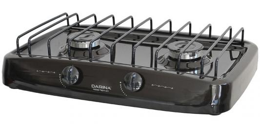 Газовая плита Darina L NGM521 01 B черный