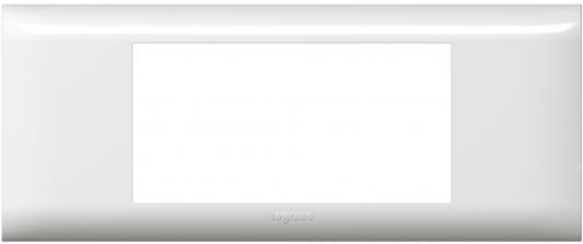 Рамка Legrand 6 постов белый 10961