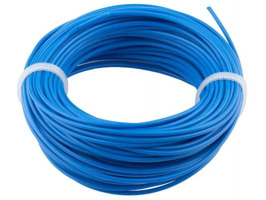 Леска Зубр 70101-2.0-15 круг для триммера леска для триммера oregon blue круг 3х15м